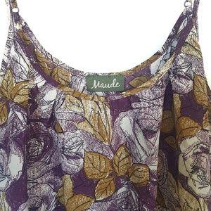 Anthropologie Dresses - Like New ANTHRO MAUDE Dress